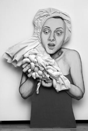 MARIJA JOVANOVIĆ ČUDO U BELOM / MIRACLE IN WHITE, 2013